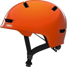 ABUS Scraper 3.0 - Casque de vélo Enfant - orange